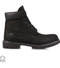 timberland premium boot kängor svart