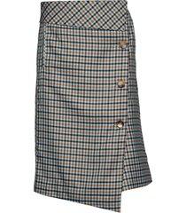 sonja knälång kjol multi/mönstrad baum und pferdgarten