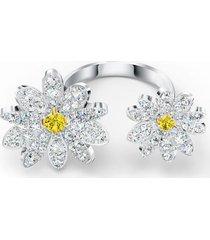 anillo abierto eternal flower, amarillo 5512656