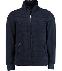 bos bright blue zomerjas pasetta/sweat jack rf 21101et04sb/290 navy