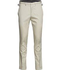 tretton kostuumbroek formele broek crème tiger of sweden