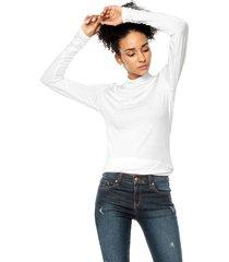 blusa blanco brahma mujer blu0055bla