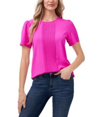 cece pintucked blouse