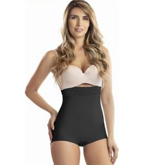 faja boxer invisible push up negro romanza