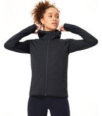 conniston zip through hoodie