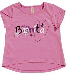 camiseta alejandra rosada