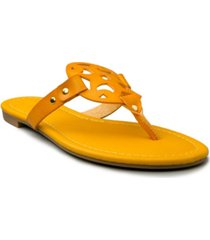 sugar women's clarissa thong sandals women's shoes