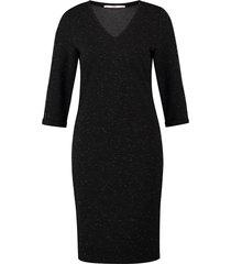 panori tricot stretch jurk