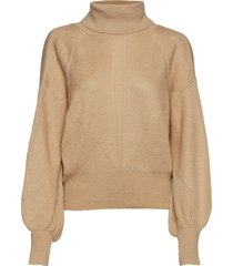 beatrice sweater top turtleneck coltrui beige marciano by guess
