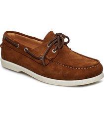 scott båtskor skor brun vagabond