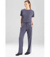 atleisure chi pants (moisture-wicking), women's, cotton, size l