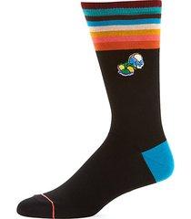 artist top tonal objects socks