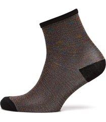 dina solid coll. lingerie hosiery socks multi/mönstrad becksöndergaard