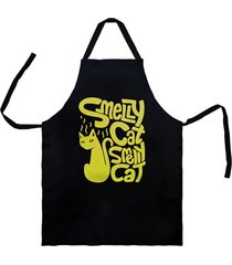 avental - smelly cat - friends l3 store