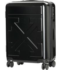 off-white arrow suitcase
