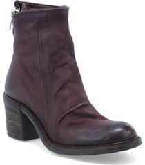 women's a.s.98 jase bootie, size 10.5-11us - purple
