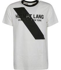 helmut lang sash t-shirt