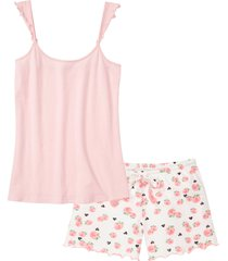 pigiama estivo (rosa) - bpc bonprix collection