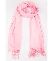bufanda rosa donadonna
