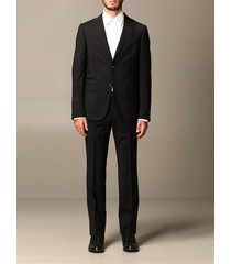 z zegna suit z zegna single-breasted suit in mohair wool 180 gr drop 8
