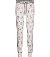 long pants pyjamasbyxor mjukisbyxor multi/mönstrad pj salvage