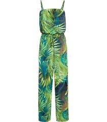 tuta a fascia (verde) - bodyflirt boutique