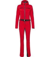 cat w ski suit outerwear sport jackets röd 8848 altitude