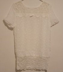 blusa importada blanca