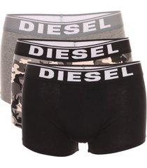 diesel 3 stuks instant look boxer trunks