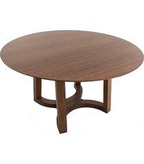 mesa de jantar ferrero redonda 1,60m