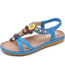 sandalias de mujer sandalias cómodas retro