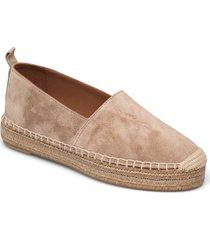 espadrilles 2661 sandaletter expadrilles låga brun billi bi