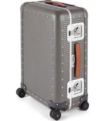 bank spinner 68 aluminium suitcase