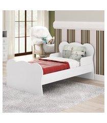 mini cama infantil djd mc070 quarto solteiro até 45kg