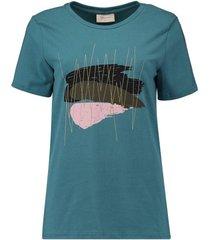 t-shirt nola groen