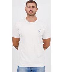 camiseta hang loose silk brush branca - masculino
