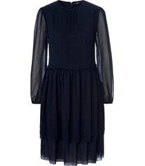 jurk lange mouwen van joop! blauw