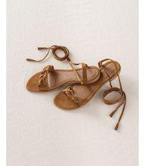 exterior zapatos naranja leonisa d43656