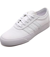 tenis lifestyle blanco adidas originals adi-ease