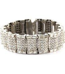 diamanté art deco bracelet