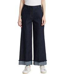 tous les jours gemma wide-leg jeans
