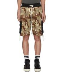 'm93' cargo shorts