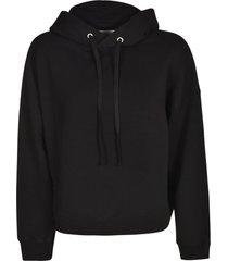 maison margiela back printed hoodie
