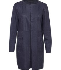 blazer jacket long 1/1 sleeve sommarjacka tunn jacka blå betty barclay
