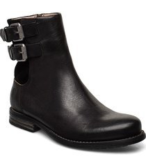 c y shoes boots ankle boots ankle boots flat heel svart sneaky steve