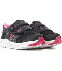 tênis bebê batatinha jogging feminino