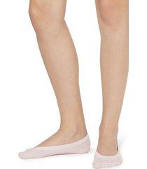 calzedonia low-cut ballerina socks woman pale pink size tu