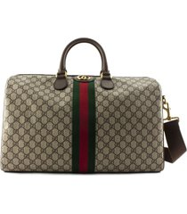 gucci ophidia medium carry-on duffle gg supreme