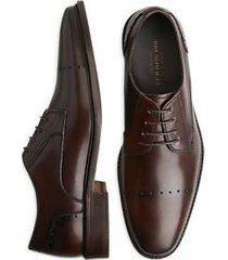 magli by bruno magli james cap toe derbys brown