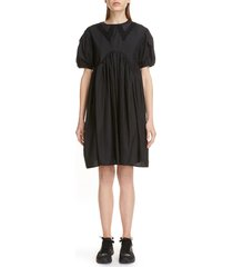 women's cecilie bahnsen malou back tie babydoll dress